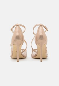 Dune London - MISA - High heeled sandals - gold - 3