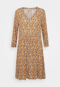 Rich & Royal - DRESS WITH SHINY DETAILS - Denní šaty - deep blue - 4