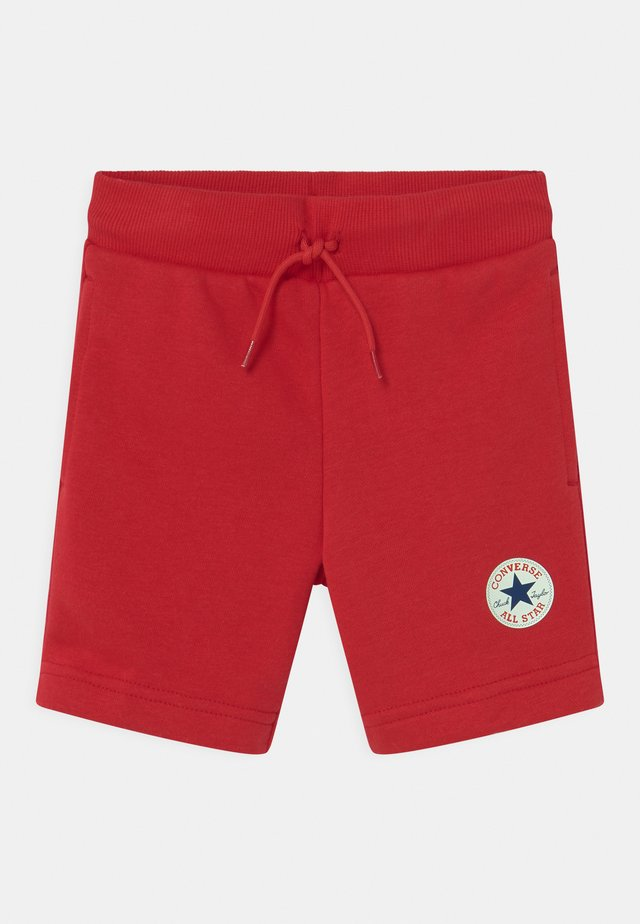 CHUCK PATCH - Shorts - enamel red