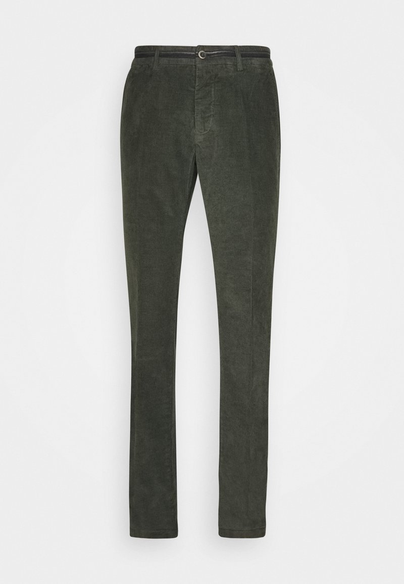 Mason's - TORINO OXFORD - Kalhoty - khaki