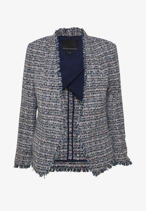 COLLARLESS - Summer jacket - coastal blue