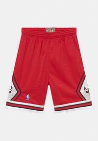Mitchell & Ness - NBA CHICAGO BULLS UNISEX - Klubbkläder - red - 0