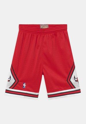 NBA CHICAGO BULLS UNISEX - Club wear - red