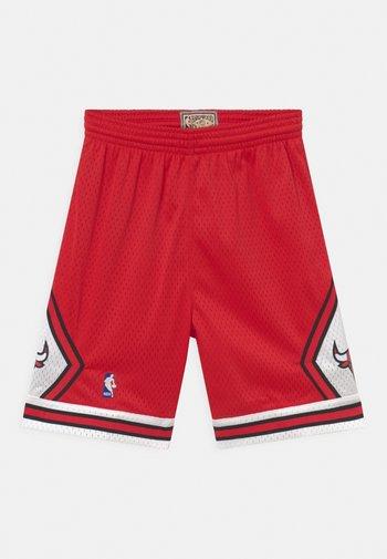 NBA CHICAGO BULLS UNISEX - Klubbklær - red