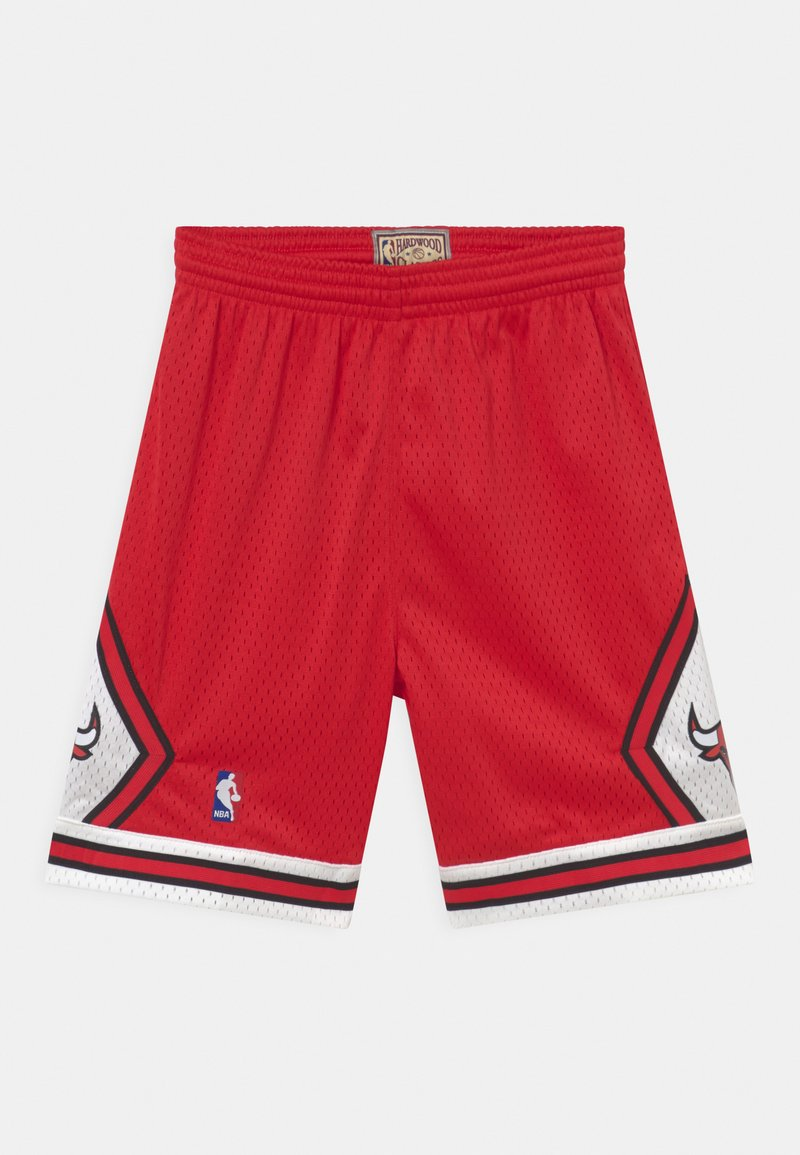 Mitchell & Ness - NBA CHICAGO BULLS UNISEX - Klubbkläder - red