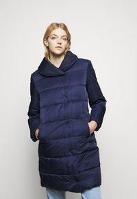 HUGO - FASARA - Winter coat - open blue - 4