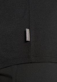 Icebreaker - SPHERE TEE - Basic T-shirt - black - 4