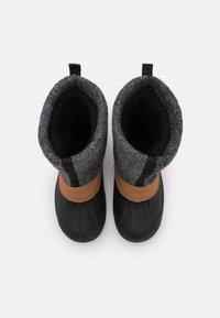 Reima - JALAN UNISEX - Winter boots - black - 3