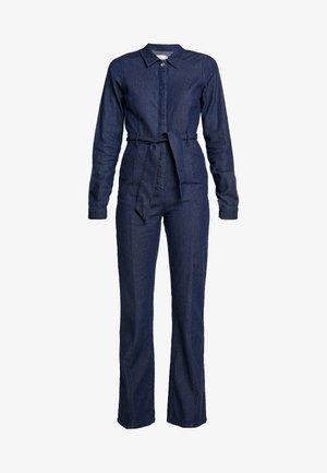 Jumpsuit - blue wash
