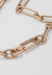 LIU JO - NECKLACE - Ketting - rose gold-coloured - 2