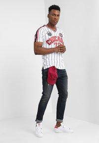 Brave Soul - TIGON - T-shirt con stampa - white - 1