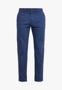 CONNOR STRETCH - Chinos - blue
