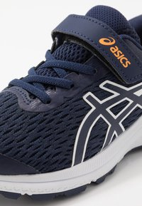 ASICS - GT-1000 9 UNISEX - Stabilty running shoes - peacoat/white - 2