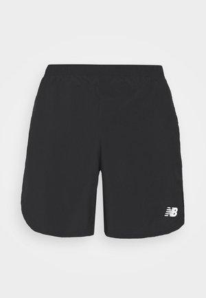 FAST FLIGHT  - Sports shorts - black