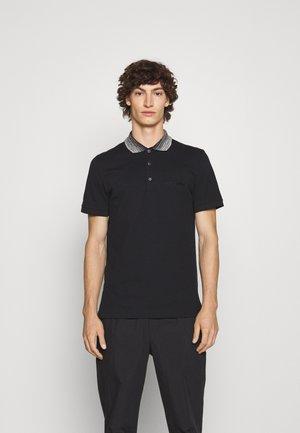 SHORT SLEEVE  - Polo shirt - nero