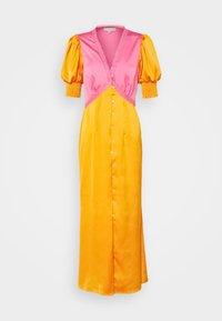 Never Fully Dressed - LINDOS DRESS - Vestito lungo - orange - 0