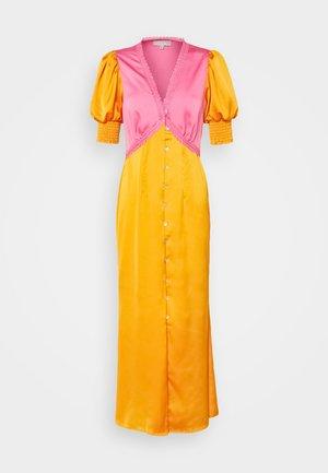 LINDOS DRESS - Maxi dress - orange