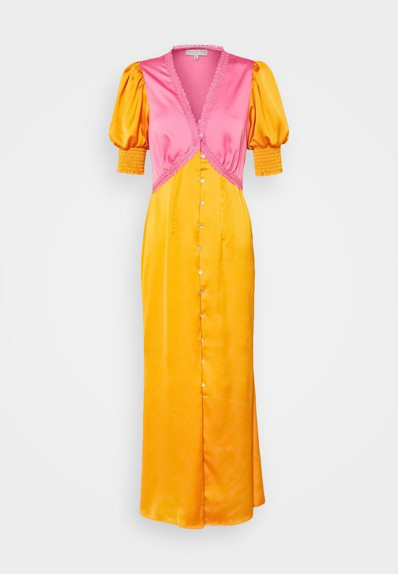 Never Fully Dressed - LINDOS DRESS - Vestito lungo - orange