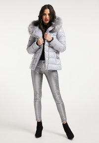 faina - Winter jacket - hellgrau - 1