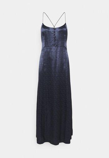 SLIP DRESS WAVE - Cocktailjurk - night