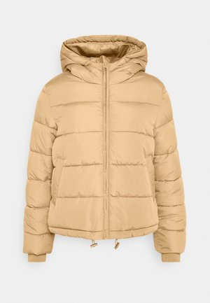 PCBEE PADDED JACKET - Parka - natural