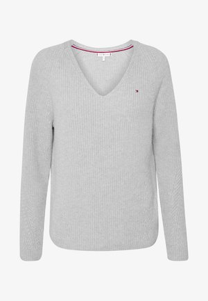 HAYANA  - Jumper - light grey heather