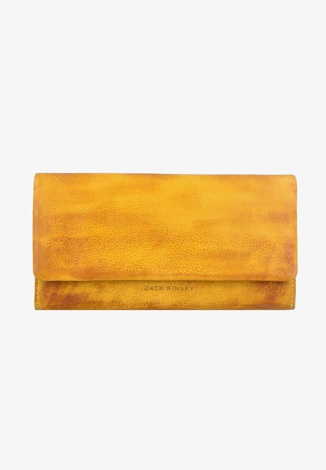 NASSAU  - Wallet - gelb