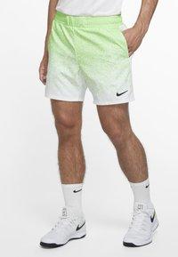 Nike Performance - RAFAEL NADAL SHORT  - Korte sportsbukser - green strike/black - 0
