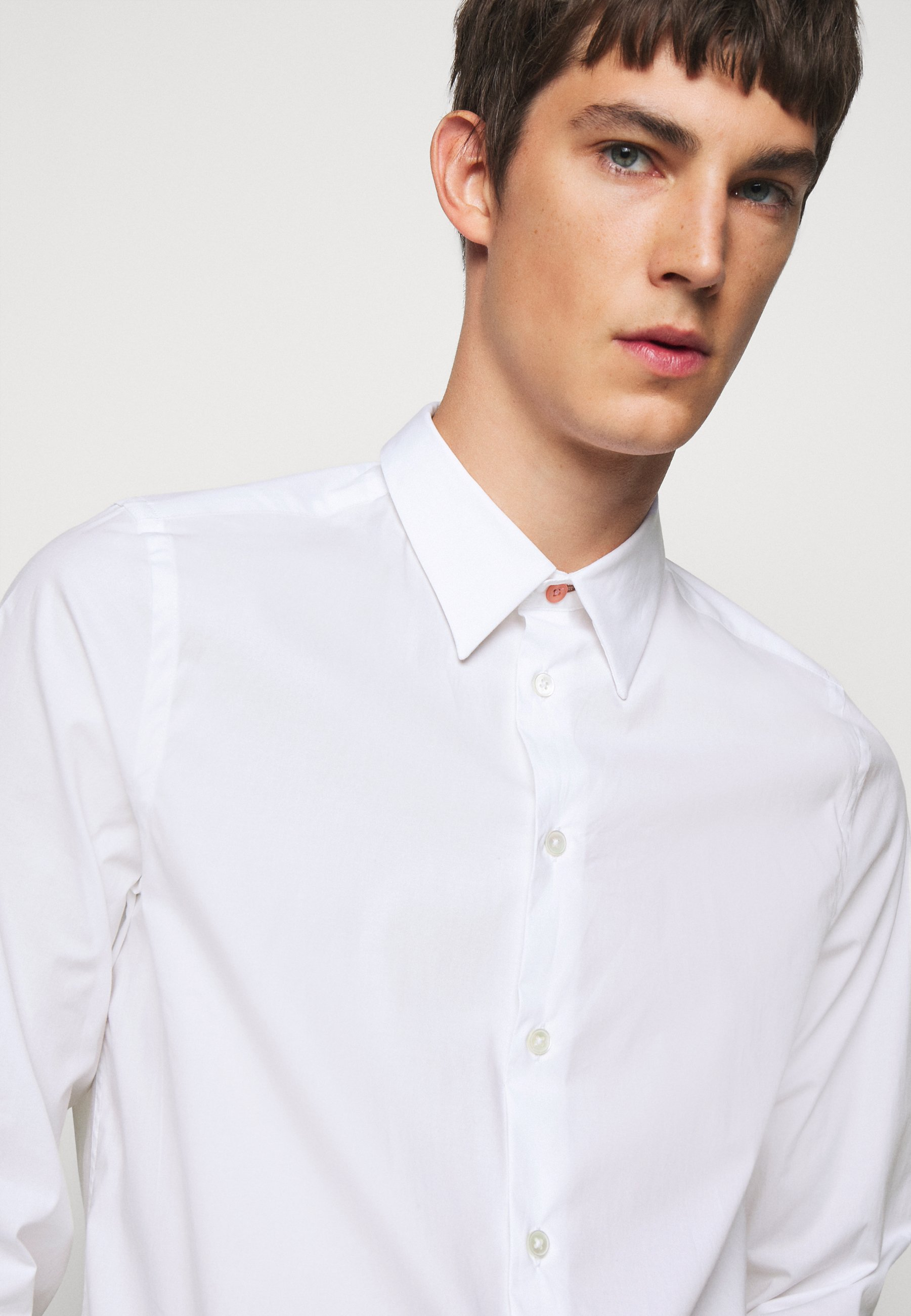 Ps Paul Smith Mens Tailored Fit - Businesshemd White