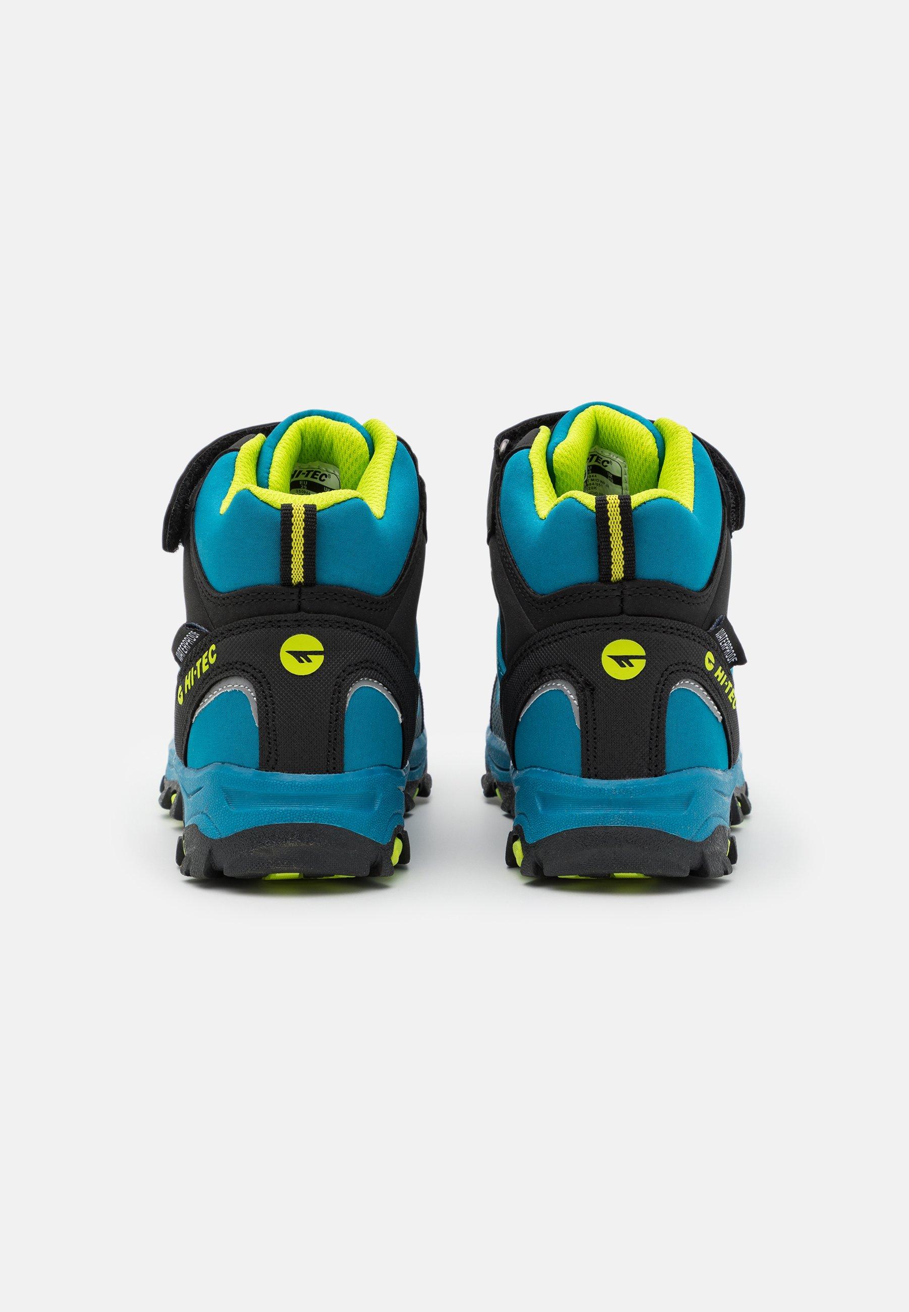 Enfant BLACKOUT MID WP JR UNISEX - Chaussures de marche