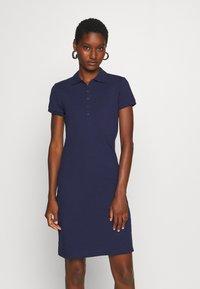 Anna Field - Day dress - maritime blue - 0
