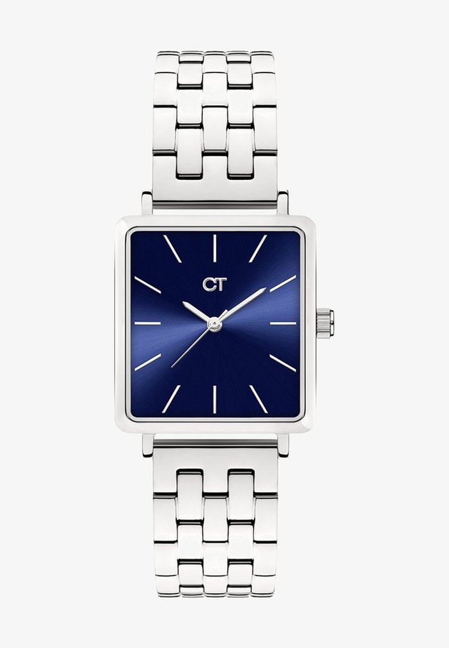 Watch - silber/blau/silber