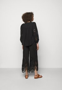 See by Chloé - T-shirt à manches longues - black - 2