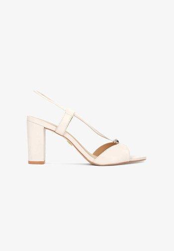 MARCIE  - Sandals - beige