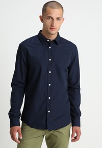 Pier One - Shirt - dark blue - 2