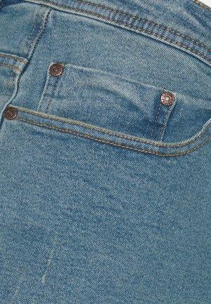 MR ORANGE - Denim shorts - light blue