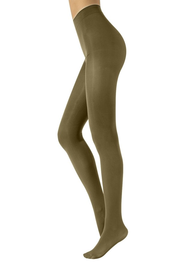 OPAQUE COMFY - 80 DEN - Tights - olive green