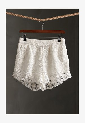 MORGAN - Shorts - white