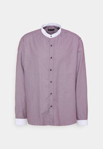 WHITEHALL SHIRT PLUS - Shirt - maroon
