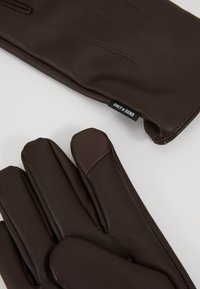 Only & Sons - ONSCLAS GLOVE - Gloves - brown stone - 3