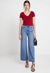 Anna Field - T-shirts print - red - 1