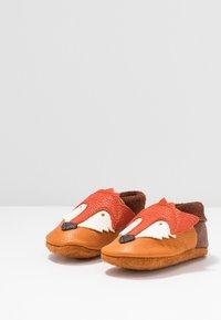 POLOLO - FUCHS - First shoes - castagno/orange - 3