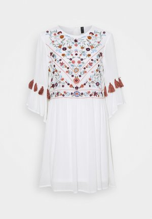 YASCHELLA TUNIC  - Day dress - star white