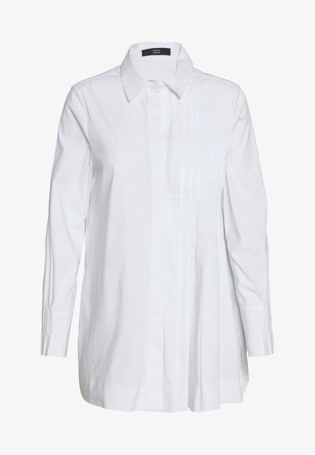 CLEMANDE FASHIONISTA BLOUSE - Overhemdblouse - white