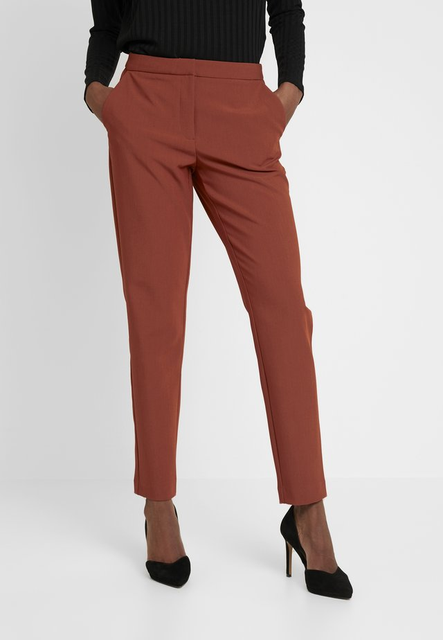 ONLINCA CIGARETTE PANTS - Broek - ginger bread