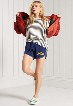 COLLEGIATE IVY LEAGUE  - Long sleeved top - new chalk stripe