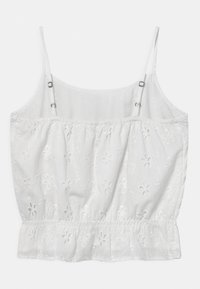 Abercrombie & Fitch - CINCHED MATCH - Top - white - 1