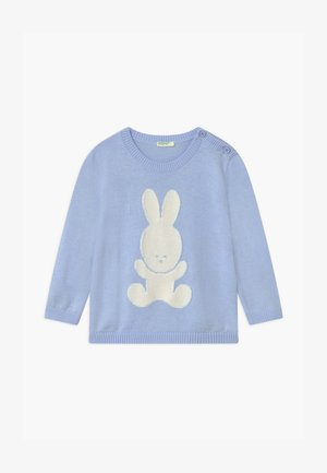 UNISEX - Jumper - light blue