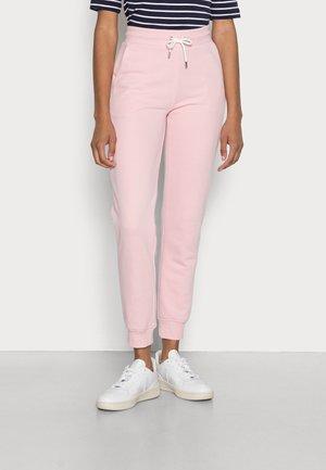 LOCK UP PANTS - Tracksuit bottoms - preppy pink