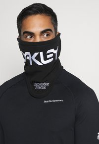 Oakley - NECK GAITER - Braga - blackout - 0